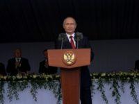 Путин призвал россиян «ориентироваться на позитивную повестку» (ВИДЕО)