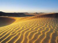 Можно ли превратить пустыню Сахару в гигантскую солнечную батарею?