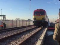 В Великобритании запустят поезда на солнечной энергии